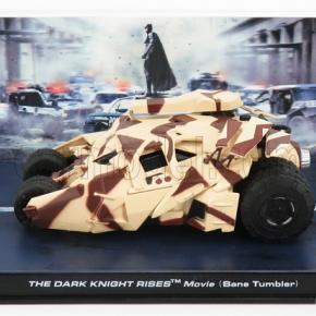 Automovil Batman knight rise (Bane tumbler) Englemoos