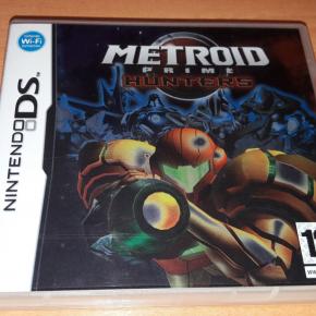 Metroid nintendo DS - COMPLETO - Español