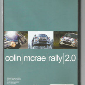 Colin McRae Rally 2.0 (PAL)/