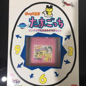 GAMEBOY POCKET TAMAGOTCHI GAME DE HAKKEN!!! EDICION LIMITIDA NUEVA EXCLUSIVO JAP