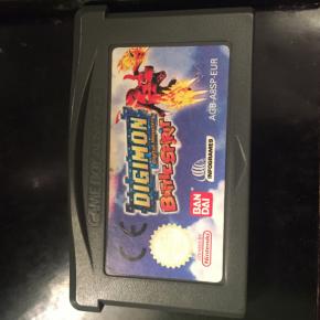 Digimon Battle Spirit. Gameboy Advance