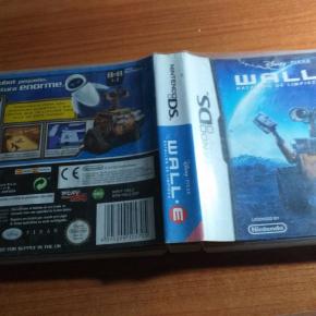 DISNEY PIXAR WALLE WALL E WALL.E NDS NINTENDO DS