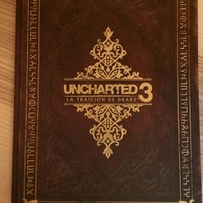 Uncharted 3 Guía Oficial Edición Coleccionista + Soundtrack