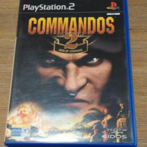Comandos 2 Pal Esp