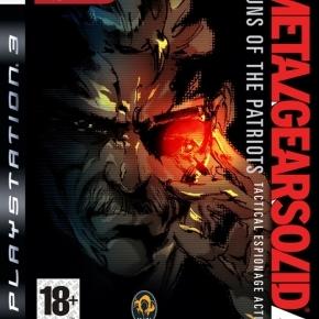 Metal Gear 4