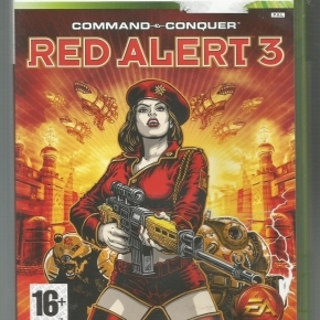 Command & Conquer Red Alert 3 (PAL)