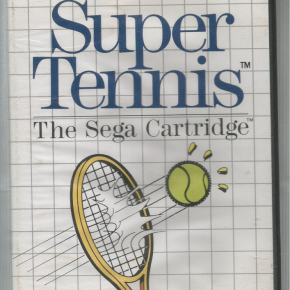 Super Tennis (PAL)-