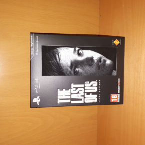 THE LAST OF US ELLIE EDITION PS3