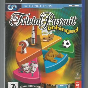 Trivial Pursuit Unhinged (PAL)*