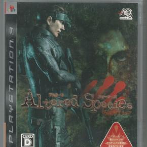 Vampire Rain: Altered Species (JAP)*
