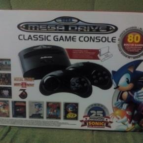 consola megadrive 80 juegos at games