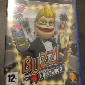 Buzz Hollywood Pal Esp PS2