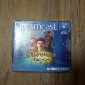 Shenmue Dreamcast PAL