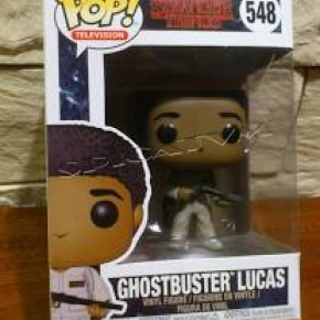 Ghost Buster Lucas (PoP)