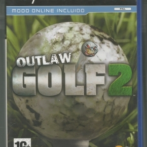 Outlaw Golf 2 (PAL)
