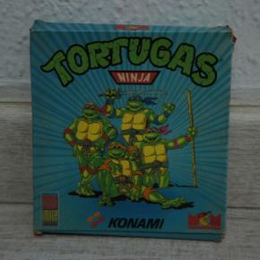 Tortugas Ninjas Konami Spectrum