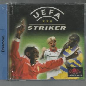 UEFA Striker (PAL)