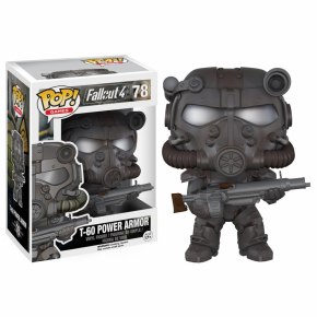Figura Funko POP! Fallout 4 T-60 Power Armor