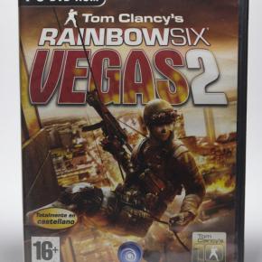 TOM CLANCYS RAINBOW SIX VEGAS 2 PC