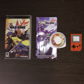 JUEGO WILD ARMS XF SONY PLAY STATION PORTABLE