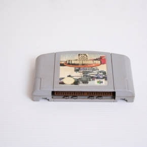 F1 world grand prix Pal esp N64