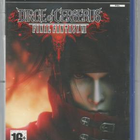 Dirge of Cerberus - Final Fantasy VII (PAL)-