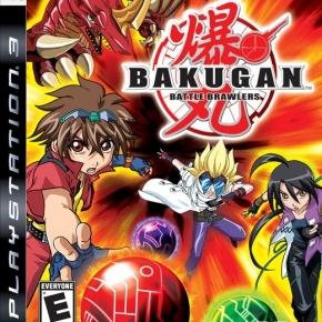 Bakugan Ps3