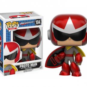 MegaMan POP! Games Vinyl Figura Proto Man