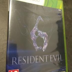 Resident Evil 6 PAL ESP Nuevo