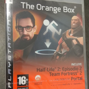 The Orange Box PAL ESP PS3 Nuevo
