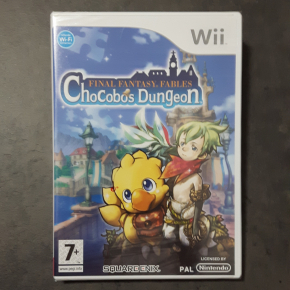 Final Fantasy Fables - Chocobo's Dungeon