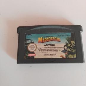 Madagascar (sin caja GBA)