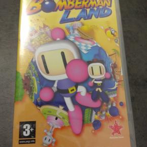 Bomberman Land PAL ESP Nuevo