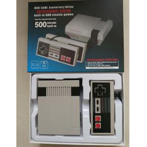 Consola clonica Mini Nes con 500 juegos NUEVA