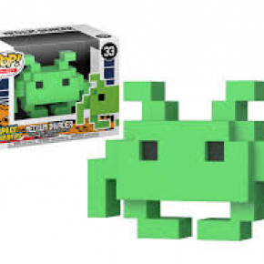 Funko Pop! Space Invaders (Medium Invader)/