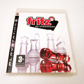 Fritz by Chessbase Playstation 3 PS3