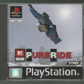 MTV Sports: Pure Ride (PAL)