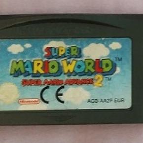 Super Mario Advance 2 (Super Mario World)