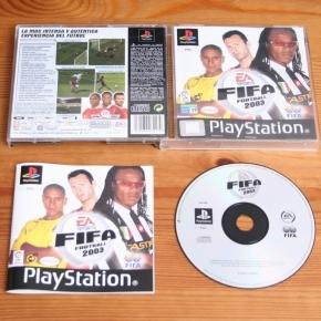FIFA 2003 Esp