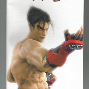Manual Tekken Dark Resurrection (PSP)/