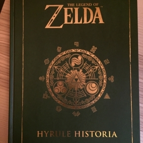 The Legend of Zelda La Historia de Hyrule
