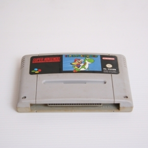 Super Mario World SNES Pal Esp