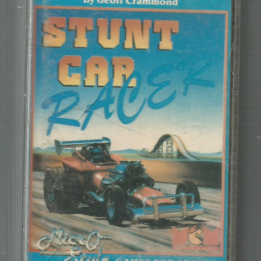 Stunt Car Racer (PAL)*