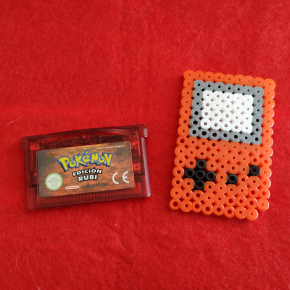 JUEGO POKEMON EDICION RUBI CART NINTENDO GAME BOY ADVANCE