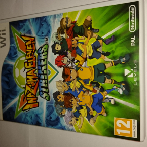 Inazuma eleven strikers wii