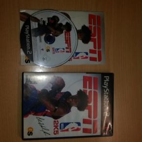 ESPN NBA 2K5 PlayStation 2