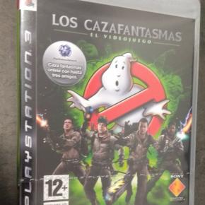 Los Cazafantasmas PAL ESP PS3 Nuevo