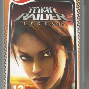 Tomb Raider: Legend (PAL)!
