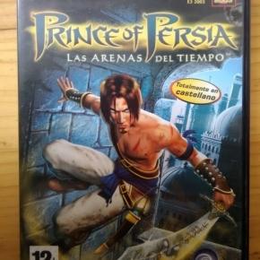 Prince of Persia Las arenas del tiempo (PC)