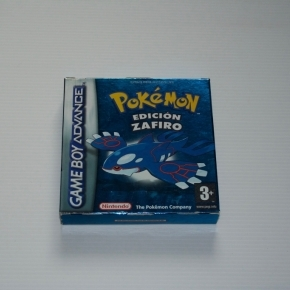 Pokemon zafiro Pal esp